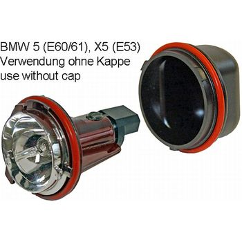 Reflektor, Positions-/Begrenzungsleuchte -- HELLA, BMW, 5 (E60), ...
