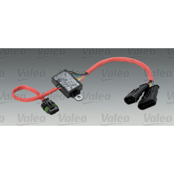 Kabelsatz, Hauptscheinwerfer -- VALEO, Einbauseite: L, Einbauseite: R...