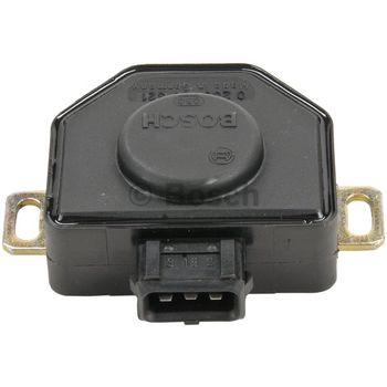 Sensor, Drosselklappenstellung -- BOSCH, BMW, 3 Cabriolet (E30), ...