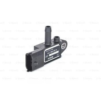 Sensor, Abgasdruck:: ROBERT BOSCH GMBH, OPEL, FIAT, SUZUKI, SAAB... -- ,...