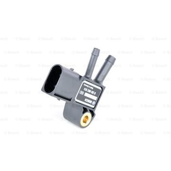 Sensor, Saugrohrdruck -- BOSCH, SMART, FORTWO Coupe (451), Cabrio