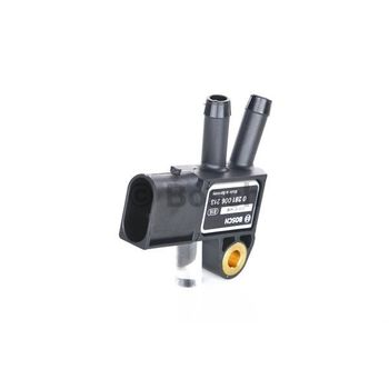 Sensor, Abgasdruck:: ROBERT BOSCH GMBH, MERCEDES-BENZ -- BOSCH, ...