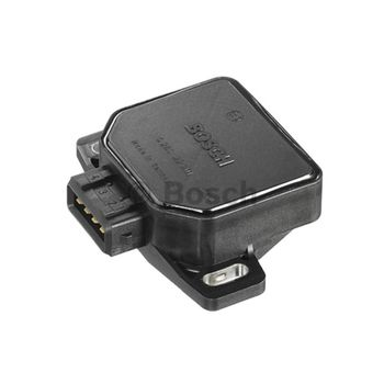 Sensor, Drosselklappenstellung -- BOSCH, BMW MOTORCYCLES, R 1150, K, ...