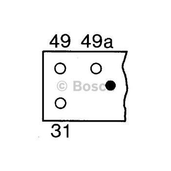 Blinkgeber -- BOSCH, MERCEDES-BENZ, SL (R107), S-CLASS (W116), Coupe...