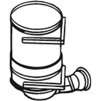 Ruß-/Partikelfilter, Abgasanlage -- BOSAL, CITROËN, PEUGEOT, MINI, C4...