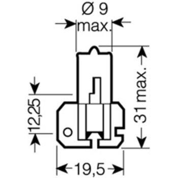H2-Halogenglühlampe -- OSRAM, RENAULT, CITROËN, ALFA ROMEO, 4 (112_),...