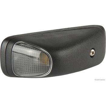 Umrißleuchte -- HBELPARTS, Einbauseite: L, Lichtscheibenfarbe: 1...