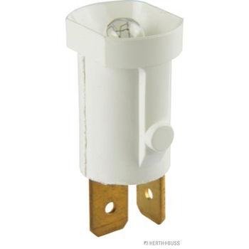 Glassockelglühlampe 24V -- HBELPARTS, Spannung [V]: 24...