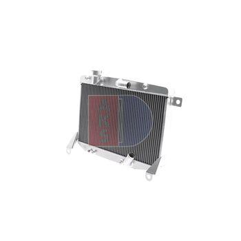 Kühler, Motorkühlung -- AKS DASIS, Länge [mm]: 320, Breite [mm]: 520...