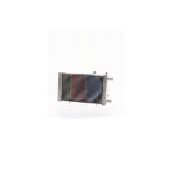 Kühler, Motorkühlung -- AKS DASIS, LOTUS, EUROPA, Länge [mm]: 400...