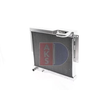 Kühler, Motorkühlung -- AKS DASIS, MG, MGB GT, Länge [mm]: 370...