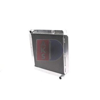 Kühler, Motorkühlung -- AKS DASIS, Länge [mm]: 460, Breite [mm]: 458...