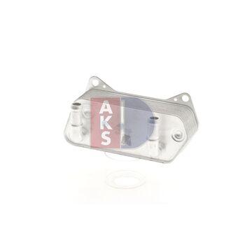Ölkühler, Schaltgetriebe -- AKS DASIS, VW, SKODA, AUDI, SEAT, GOLF V...