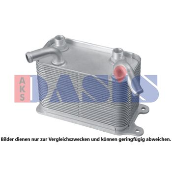 Ölkühler, Automatikgetriebe -- AKS DASIS, VW, MULTIVAN V (7HM, 7HN,...