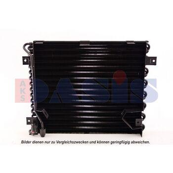 Kondensator, Klimaanlage -- AKS DASIS, BMW, 5 (E28)...