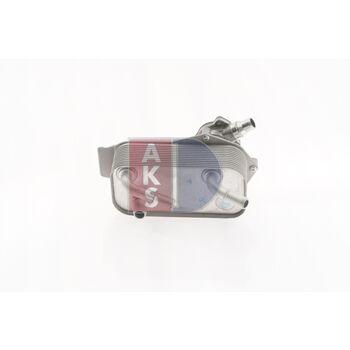 Ölkühler, Motoröl -- AKS DASIS, BMW, 1 (E87), 3 Touring (E91), (E90),...