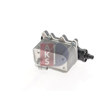 Ölkühler, Automatikgetriebe -- AKS DASIS, BMW, 5 Touring (E61), (E60),...