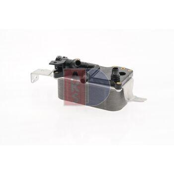 Ölkühler, Automatikgetriebe -- AKS DASIS, BMW, 5 (F10), Touring (F11),...
