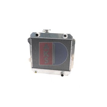 Kühler, Motorkühlung -- AKS DASIS, FORD, CAPRI II (GECP), III, (ECJ),...