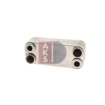 Ölkühler, Automatikgetriebe -- AKS DASIS, für OE-Nummer: 11033628...
