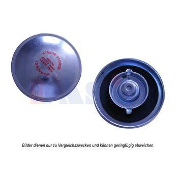 Verschluss, Kraftstoffbehälter -- AKS DASIS, Höhe [mm]: 29...