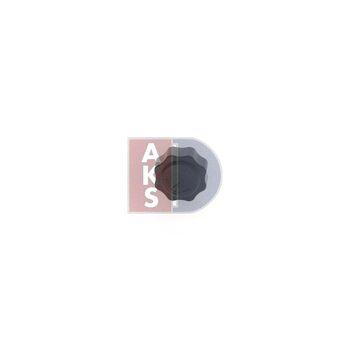Verschlussdeckel, Kühler -- AKS DASIS, Druck [psi]: 14,5, Druck [bar]: 1...