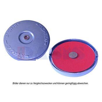Verschlussdeckel, Kühler -- AKS DASIS, Druck [bar]: 0...