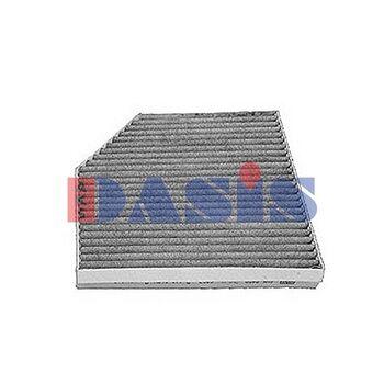 Filter, Innenraumluft -- AKS DASIS, AUDI, A6 Avant (4G5, C7, 4GD), ...