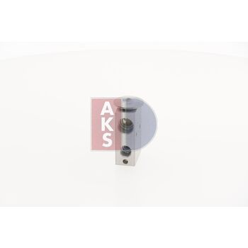 Expansionsventil, Klimaanlage -- AKS DASIS, Ausstattungsvariante: O-Ring...