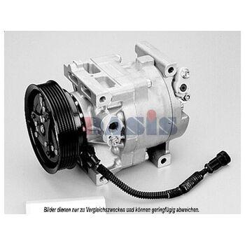 Kompressor, Klimaanlage -- AKS DASIS, FIAT, BARCHETTA (183), DOBLO...