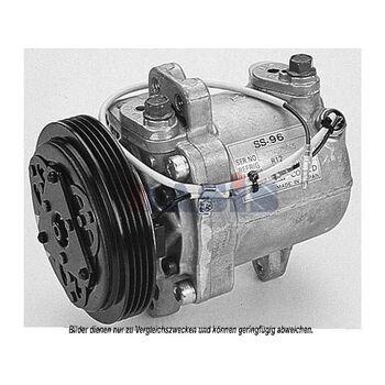 Kompressor, Klimaanlage -- AKS DASIS, FIAT, CINQUECENTO (170)...