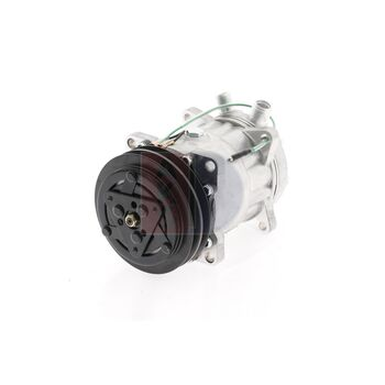 Kompressor, Klimaanlage -- AKS DASIS, Spannung [V]: 24...