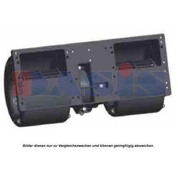 Innenraumgebläse -- AKS DASIS, Ausstattungsvariante: Auslass: 60x 104mm...