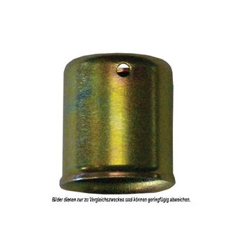 Hülse -- AKS DASIS, Durchmesser [mm]: 22, Gewicht [kg]: 0,01...