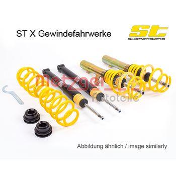 Fahrwerkssatz, Federn/Dämpfer ST X Gewindefahrwerk