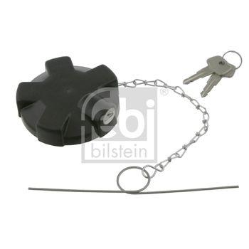 Verschluß, Kraftstoffbehälter -- FEBI, Durchmesser [mm]: 60...