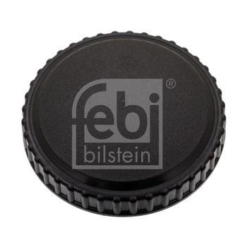 Verschluß, Kraftstoffbehälter -- FEBI, Material: 6, Durchmesser [mm]: 60...