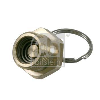 Entwässerungsventil -- FEBI, Außengewinde [mm]: M22 x 1,5...