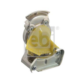Kupplungskopf -- FEBI, Innengewinde [mm]: M16 x 1,5, Farbmarkierung: 2...