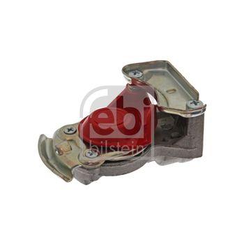 Kupplungskopf -- FEBI, Innengewinde [mm]: M16 x 1,5, Farbmarkierung: 4...