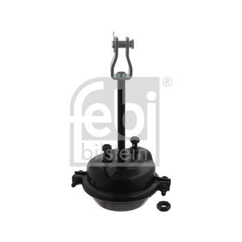 Membranbremszylinder -- FEBI, DIN/ISO: 74060, Gewicht [kg]: 3,304...