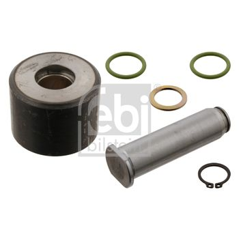 Reparatursatz, Bremsbackenrolle -- FEBI, Einbauseite: VA, Einbauseite: HA...