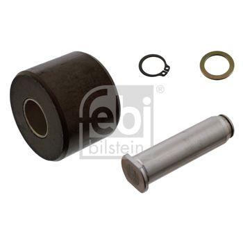 Reparatursatz, Bremsbackenrolle -- FEBI, Gewicht [kg]: 0,75