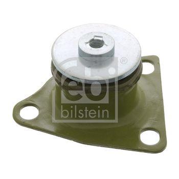 Lagerung, Automatikgetriebeträger -- FEBI, AUDI, A6 (4A, C4), 100, ...