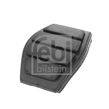 Pedalbelag, Bremspedal -- FEBI, RENAULT, TWINGO I (C06_), CLIO...