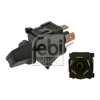 Gebläseschalter, Heizung/Lüftung -- FEBI, VW, TRANSPORTER IV Bus (70XB,...