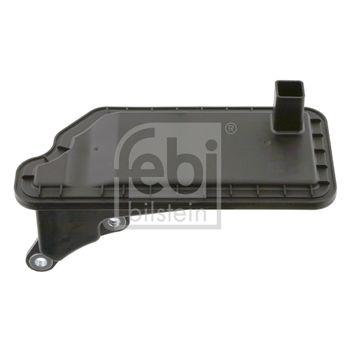 Hydraulikfilter, Automatikgetriebe -- FEBI, VW, SEAT, SHARAN (7M8,...