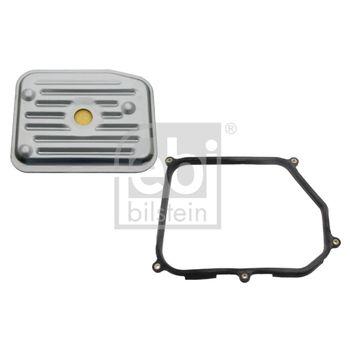 Hydraulikfiltersatz, Automatikgetriebe -- FEBI, VW, SEAT, TRANSPORTER...