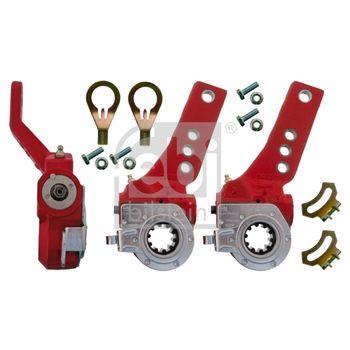 Gestängesteller, Bremsanlage -- FEBI, Betriebsart: AU, Einbauseite: FB...