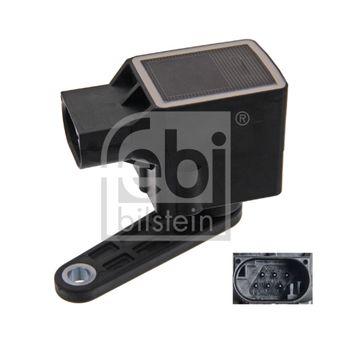 Sensor, Xenonlicht (Leuchtweiteregulierung) -- FEBI, BMW, 3 (E46), ...